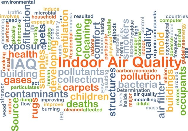 Indoor Air Quality Stats!