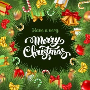 """2020 has been quite a year! Flood Response is grateful to our staff, vendors, and customers. As the Holiday Season approaches, there is no better time to say """"Thank You."""" Wishing you and yours a very Merry Christmas, good times, good cheer, good health and good fortune in the New Year!"""