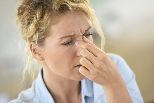 Are Sinus Problems Caused By Mold?